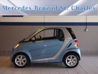 Get more mileage for your money in this 2013 Smart