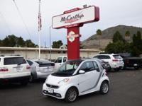 Options:  2013 Smart Smartce Base|Clean Carfax. Crystal