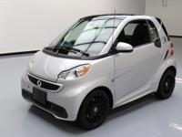 2013 Smart Fortwo with 55kW Electric Motor,Cloth