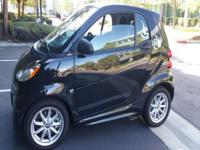 Options:  2013 Smart Fortwo Passion 2Dr