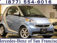 New Price! Clean CARFAX. 2013 smart Fortwo Passion RWD