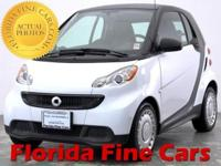 CARFAX 1-Owner, LOW MILES - 9,686! Pure trim. EPA 38