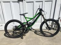 2013 SPECIALIZED DEMO 8 I DOWNHILL MOUNTAIN BIKE.