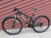 2013 Specialized Epic Comp Carbon 29er SMALL. This bike