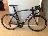 2013 Specialized Venge Pro 58cm Ultegra Roval Force