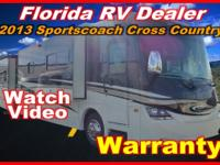 RV - Class A Preowned 8318 PSN . 2013 Sportscoach Cross