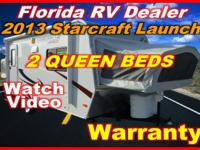 2013 Starcraft RVs Launch 16 RB Launch 16 RB 2013