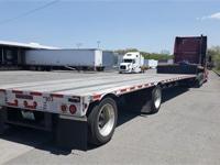 2013 Step Deck 48ft long trailer for sale in Webster,