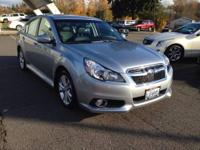 SUBARU CERTIFIED PRE-OWNED vehicle!!! This Galaxy Blue