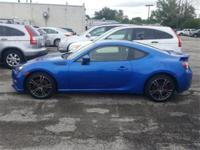 Subaru BRZ Limited 2013 Blue Pearl Newly Detailed,