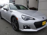 2013 Subaru BRZ Limited Carfax One-Owner. Odometer is