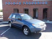 Come see this 2013 Subaru Forester 2.5X while we still