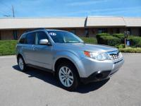 2013 Subaru Forester 2.5X 10 YEAR 150,000 MILE LIMITED