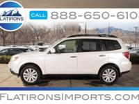 Don't let the miles fool you! AWD! Come take a look at