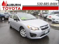 ROOF RACK, LOW MILEAGE, AWD! This great 2013 Subaru
