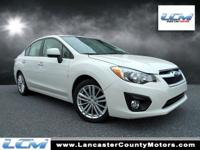 Impreza 2.0i Limited, Carfax One Owner!, *Local Trade,