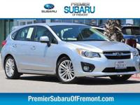 Options:  2013 Subaru Impreza 2.0I Limited 4D