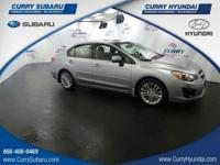 Look at this 2013 Subaru Impreza Sedan Premium. Its