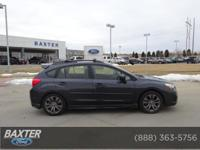 2.0i Sport Limited trim. CARFAX 1-Owner. FUEL EFFICIENT