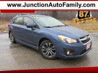 One owner Impreza with heated front seats. Clean CarFax