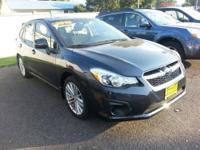 This 2013 Subaru Impreza Wagon 2.0i Premium is offered