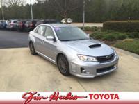 Options:  2013 Subaru Impreza Sedan Wrx Wrx Is Offered