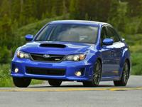 2013 Subaru Impreza WRX. 5 speed manual! AWD! Imagine