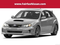 ONE OWNER * CLEAN CARFAX * CLEAN 2013 SUBARU WRX WITH