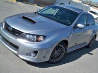 2013 Subaru Impreza WRX FEE ** Car ** SIMPLY $22,595.00