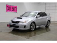 2013 Subaru Impreza WRX STI 2.5 Liter Manual 6 Speed
