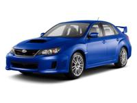 Impreza WRX STi, 4D Sedan, 2.5L DOHC Intercooled