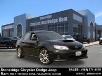 Options:  2013 Subaru Impreza Wrx Sti Limited