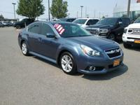 This outstanding example of a 2013 Subaru Legacy 2.5i