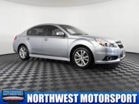 Two Owner Clean Carfax Sedan With A Sunroof!  Options: