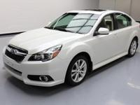 2013 Subaru Legacy with 2.5L H4 Engine,Automatic