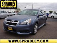 2013 Subaru Heritage 4dr Car 2.5 i Premium. Our Place