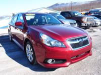 Don't let this awesome 2013 Subaru Legacy 2.5i Limited