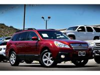 Come on in and check out this 2013 Subaru Outback 2.5I