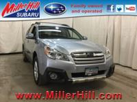 2013 Subaru Outback Limited 3.6R AWD 2.5L 4Cyl ready to