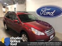 New Price! 2013 Subaru Outback 2.5i Limited Venetian