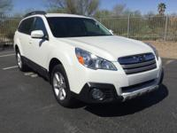 CARFAX ONE OWNER! Outback 2.5i Limited, CVT
