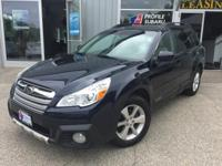 Step into the 2013 Subaru Outback! A great vehicle and