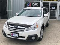 Come test drive this 2013 Subaru Outback! Packed with