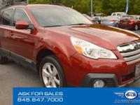2013 *Subaru* *Outback* 2.5i Premium   THIS ONE OWNER