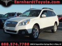 We are pleased to offer you this 1-OWNER 2013 SUBARU