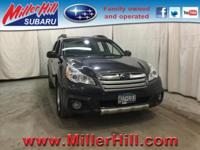 2013 Subaru Outback Limited 3.6R AWD 3.6L 6Cyl ready to