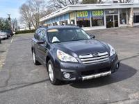 This outstanding example of a 2013 Subaru Outback 3.6R