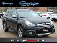Newly acquired 2013 Outback Limited! Clean Car Fax Zero