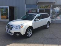 Come test drive this 2013 Subaru Outback! This vehicle