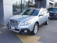 SAVE THOUSANDS on a Gently Used SUBARU Program Car!